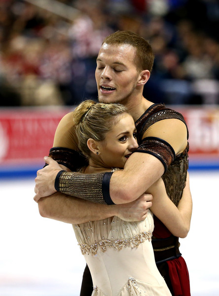 A special moment  (Streeter Lecka/Getty Images North America)