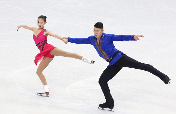 A wonderful short program  (Chung Sung-Jun/Getty Images AsiaPac)