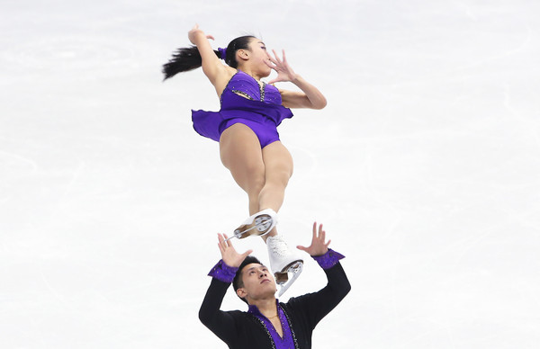 Sui/Han's 'Tano twist  (Chung Sung-Jun/Getty Images AsiaPac)