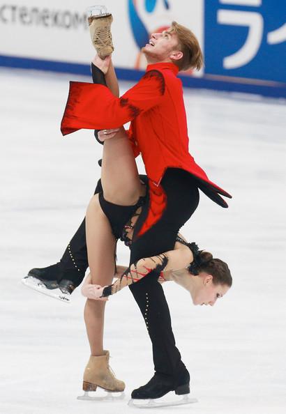 Astakhova/Rogonov:  Strong base value  (Oleg Nikishin/Getty Images Europe)
