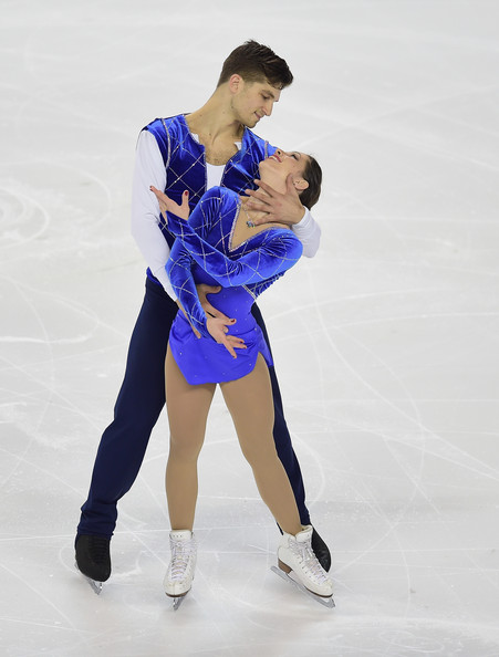Della Monica/Guarise:  Trying to move up  (Jamie McDonald/Getty Images Europe)