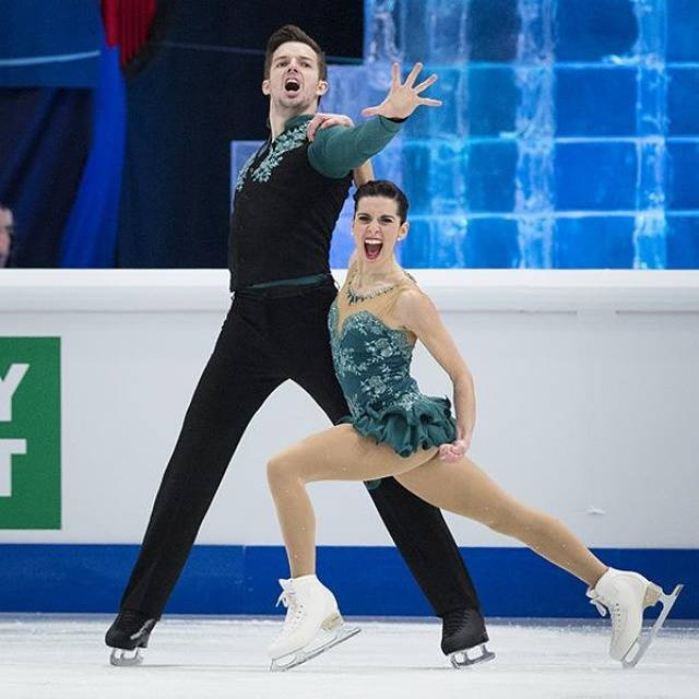 Marchei/Hotarek:  Surprising success at Euros