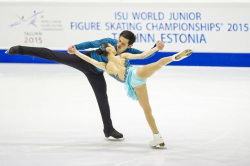 A lovely performance to win their second Junior Worlds