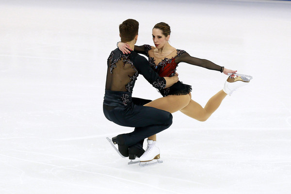 A disappointing event for Della Monica/Guarise  (Xiaolu Chu/Getty Images AsiaPac)