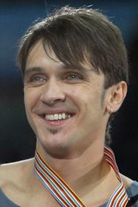 2014 Olympic champion Maxim Trankov