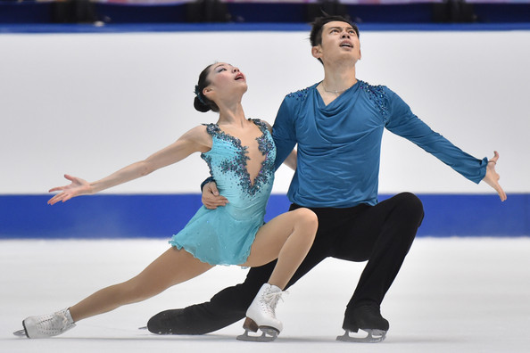 Yu/Jin:  I can't wait to see more  (Xiaolu Chu/Getty Images AsiaPac)