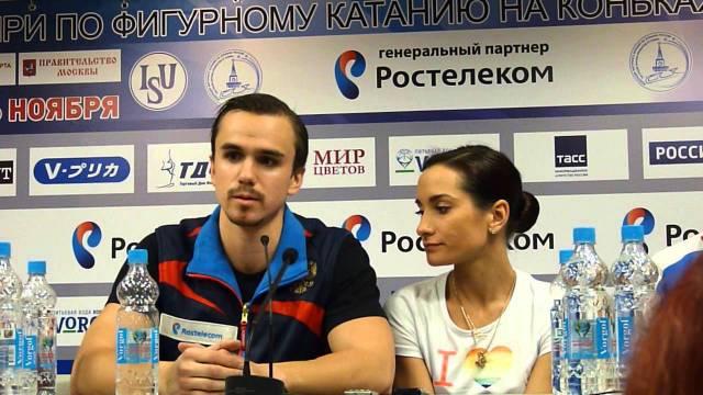 Stolbova/Klimov:  Ready for a fresh start?