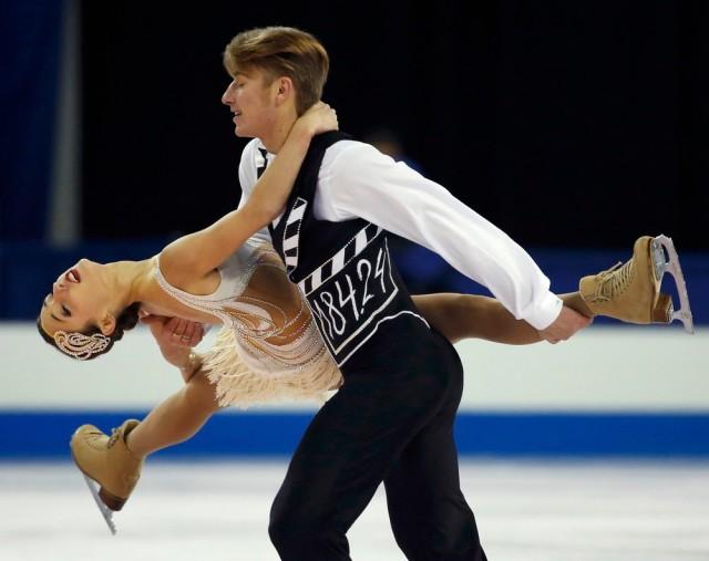 Quality programs, quality skating (Lucy Nicholson/Reuters)