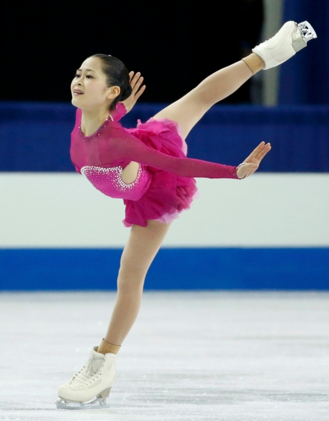 One of many lovely moments from Satoko