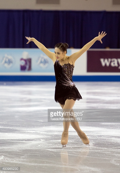 A skater I really like: So Youn Park