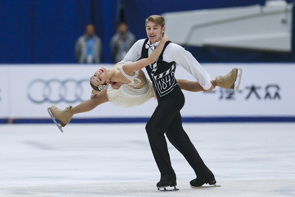Astakhova/Rogonov: Trending upward? (Lintao Zhang/Getty Images AsiaPac)