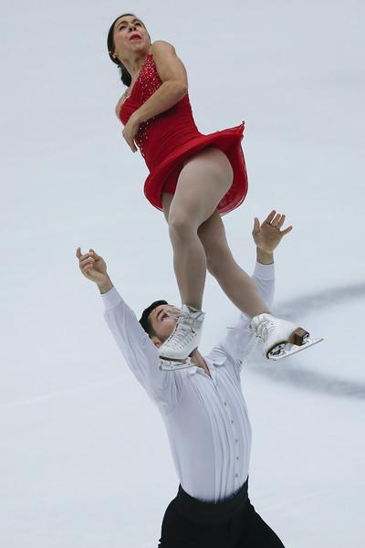 Grenier/Deschamps: A better event here (Lintao Zhang/Getty Images AsiaPac)