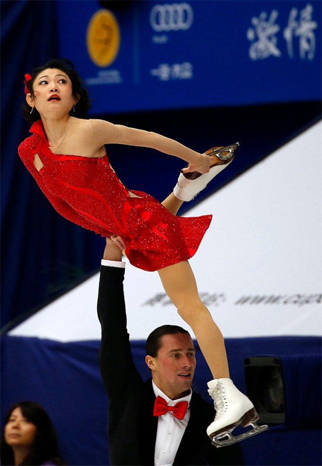 China ISU Grand Prix of Figure Skating
