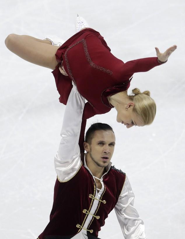 Slovakia Figure Skating Europeans