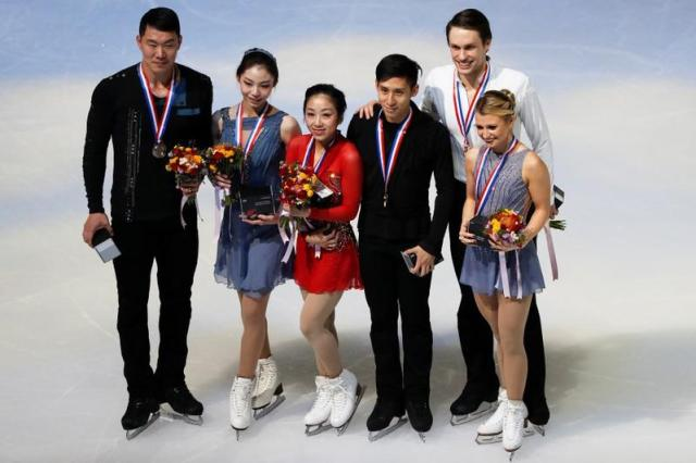 ISU Grand Prix of Figure Skating Audi Cup of China