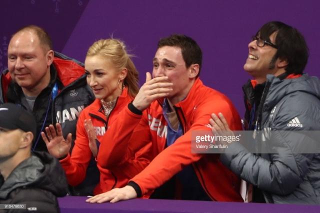 PyeongChang 2018 Winter Olympics: Figure Skating, Pair Skating Free Skating